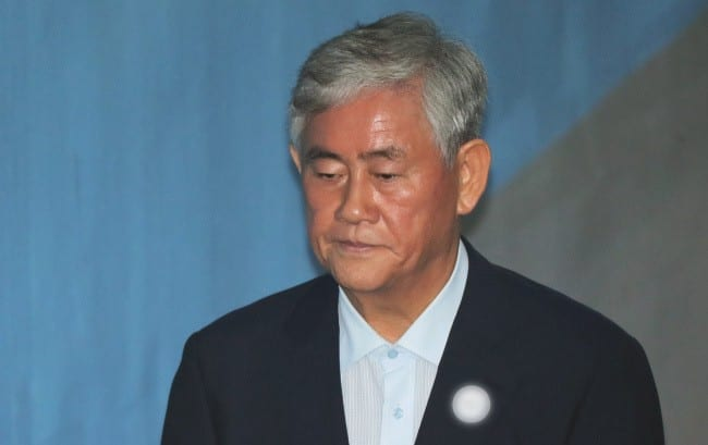 Ex-finance minister gets 5 years in prison for bribery