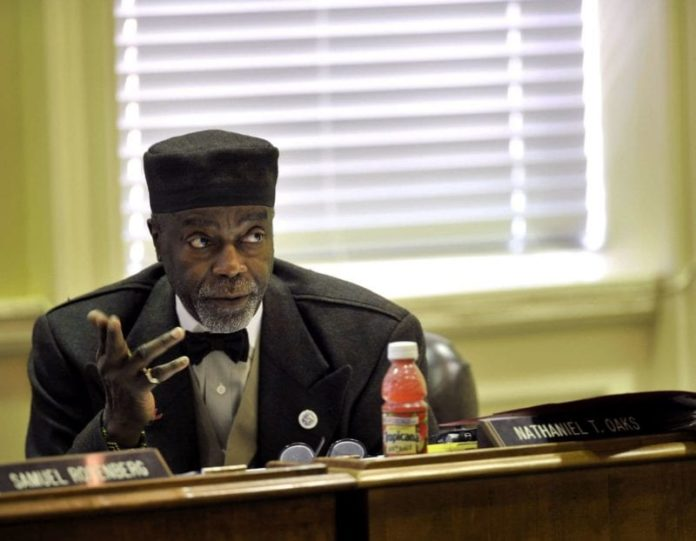 Former Md. state senator Nathaniel Oaks sentenced to 3½ years in bribery case
