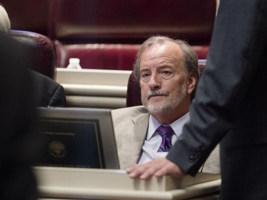 Rep. Randy Davis indicted on bribery charges