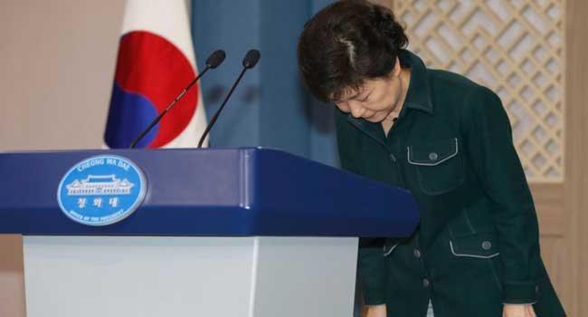 Bribery: South Korean Ex-President To Spend Additional Eight Years In Jail
