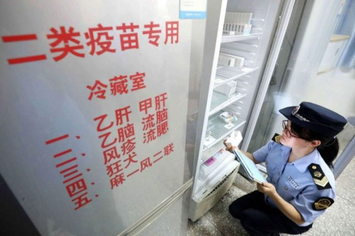 Chinese pharmaceutical firm embroiled in vaccine scandal involved in several bribery cases, records show
