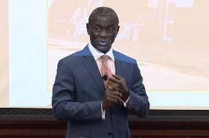 Lushann Energy CEO accuses UT's Kofi Amoabeng of money laundering