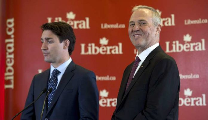 Trudeau asks Blair to fight money laundering in B.C. in bid to stop organized crime
