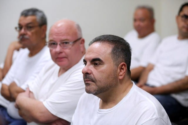 Former El Salvador president pleads guilty to money laundering