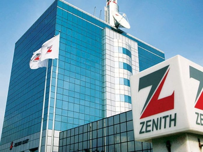 Zenith Bank GMD, Peter Amangbo, arrested