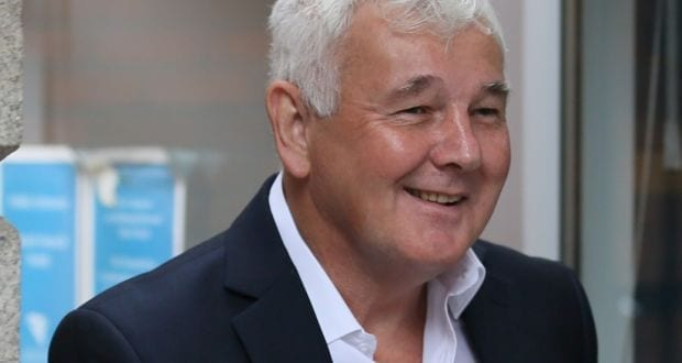 John Gilligan charged in North with money laundering offences