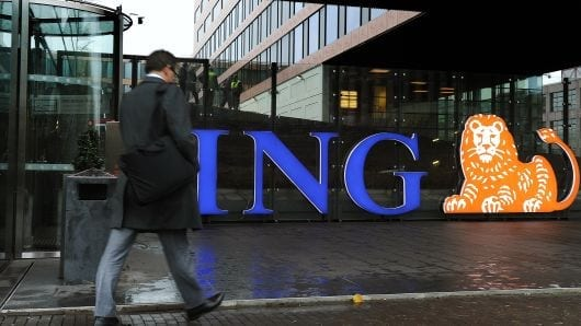 ING settles money laundering case with Dutch prosecutors for $900 mln