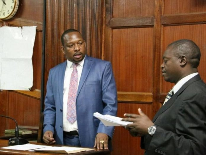 Sonko testifies in Sh200,000 bribery case against workers' union officials