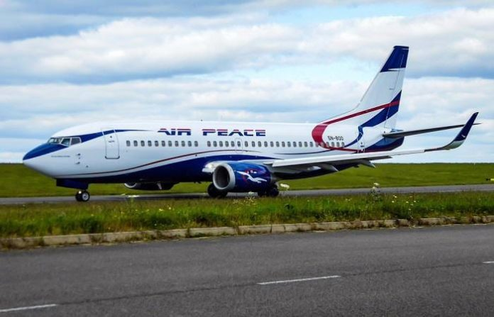 Nigerian Air Peace Airline Accused of Money Laundering 2