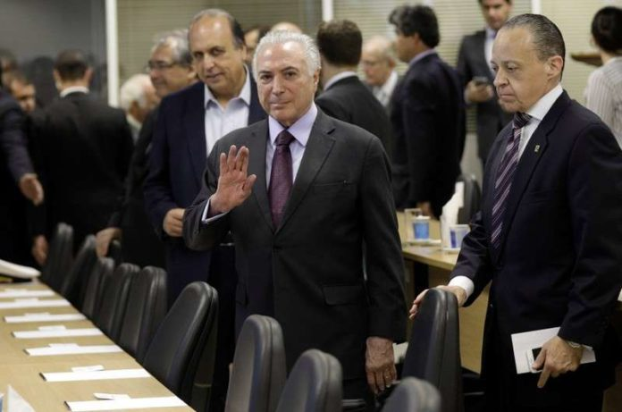 Brazil police ask that President Temer face fresh corruption charges: document