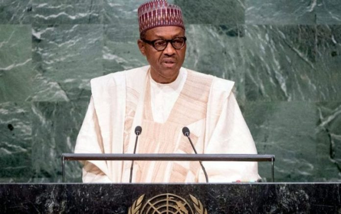 Nigeria: President Buhari seeks help of Africans in Diaspora to fight corruption 2