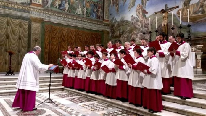 Sistine Chapel Choir under investigation for money laundering 2