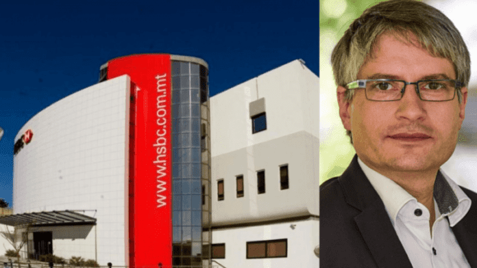 MEP Threatens To Campaign For HSBC To Leave Malta Over Money Laundering Concerns