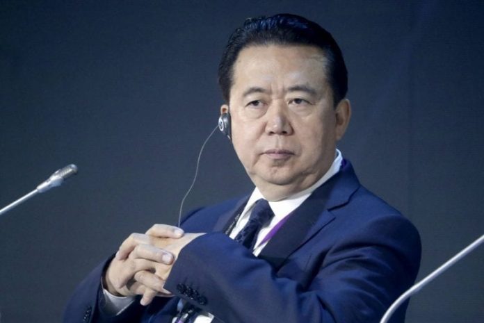 China accuses the former president of Interpol of bribery 2