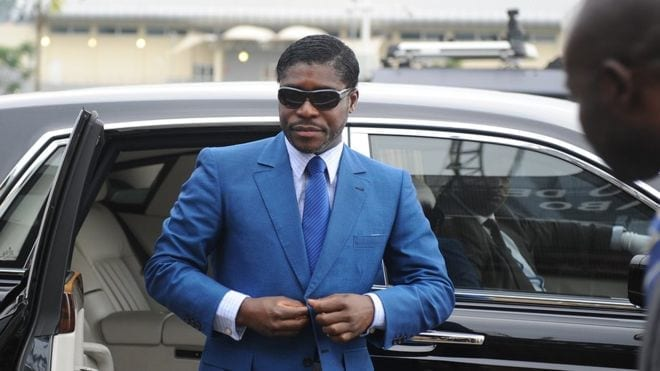Brazil probes money laundering after airport seizure from the VP of Equatorial Guinea 2