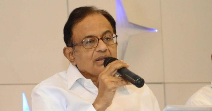 India: ED files charge sheet against Chidambaram in money laundering case 2