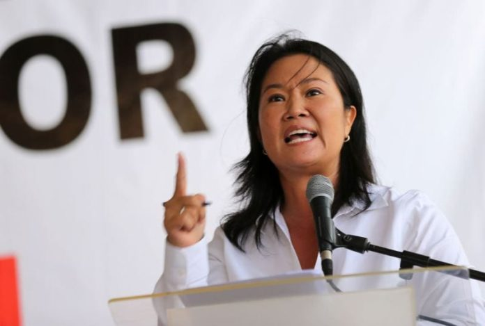 Peruvian opposition leader detained for money laundering accusations 2