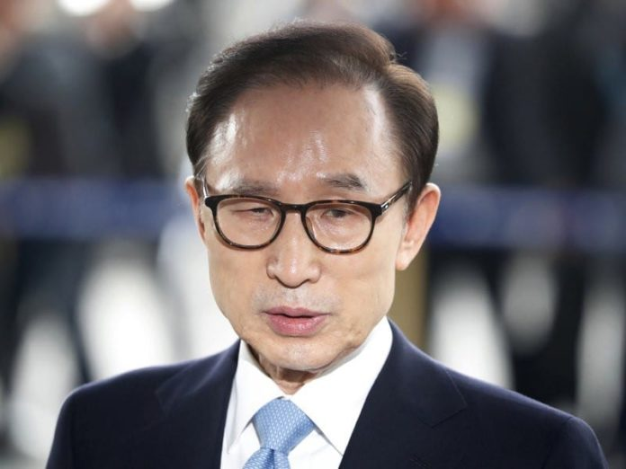 Former South Korea President, Lee Myung-bak jailed for 15 years on corruption charges 2