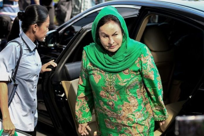 Malaysia: Court fixes Dec 6 for money laundering case against Ex-PM's wife Rosmah 2