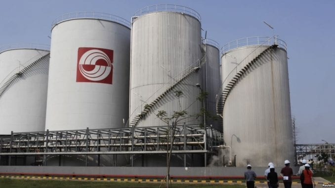 Indonesia arrests executives of palm firm SinarMas Agro in bribery probe