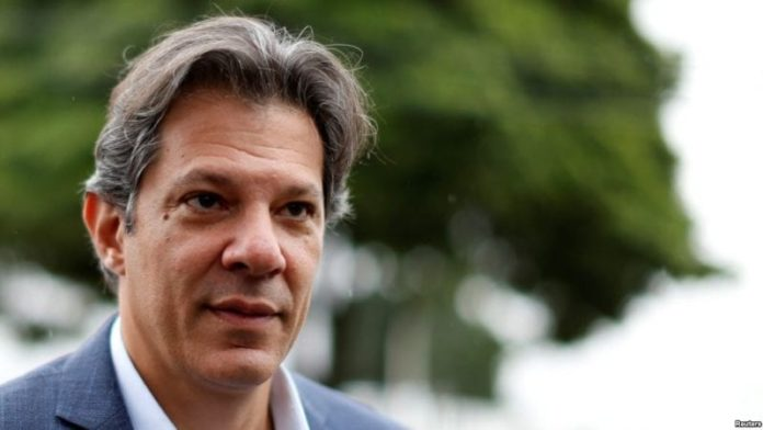 Brazil's Ex-Presidential Candidate Haddad Accused of Money Laundering 2