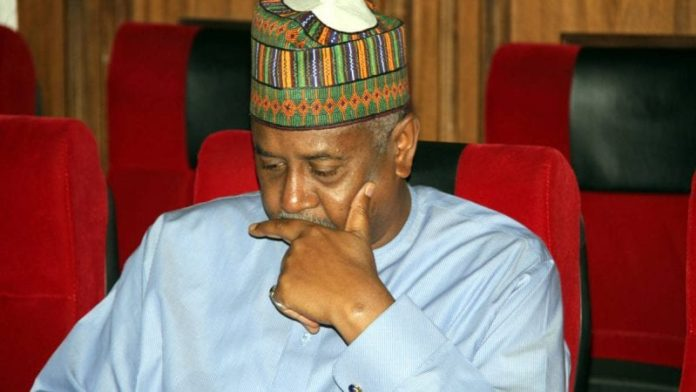 Nigeria: Former NSA, Col. Dasuki's money laundering case to continue in his absence 2