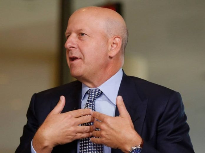 Goldman Sachs CEO David Solomon loses $10 million over 1MDB fines