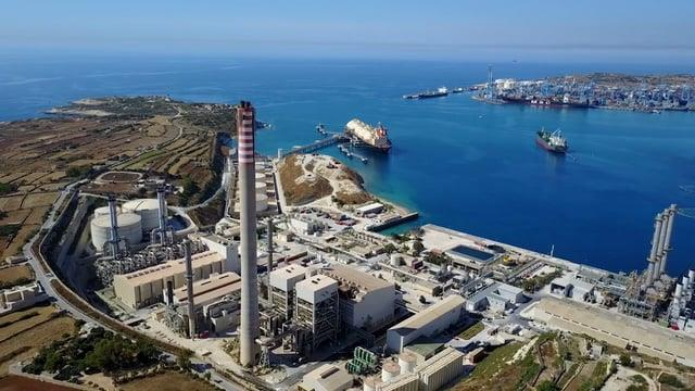 Malta: Former director of lead power station gets 16 years for money laundering 2