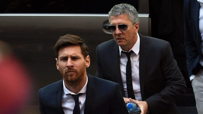 Football: Barcelona star Lionel Messi and his father charged with money laundering in Argentina 2