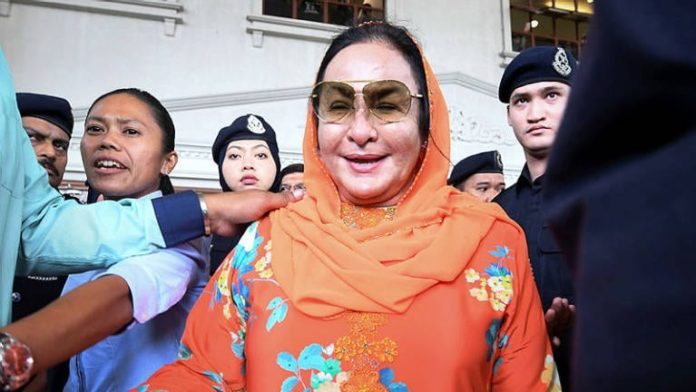 Rosmah's money laundering case transferred to High Court