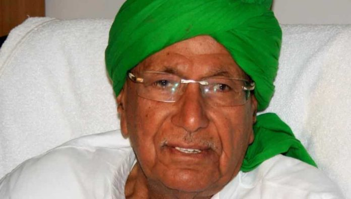 Court issues production warrant against OP Chautala in money laundering case