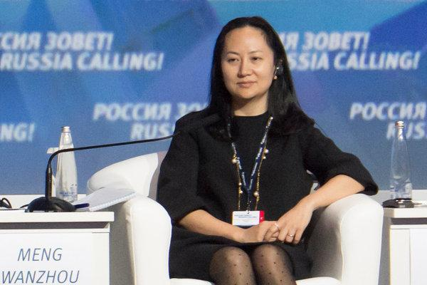 Huawei Executive Took Part in Sanctions Fraud, Prosecutors Say
