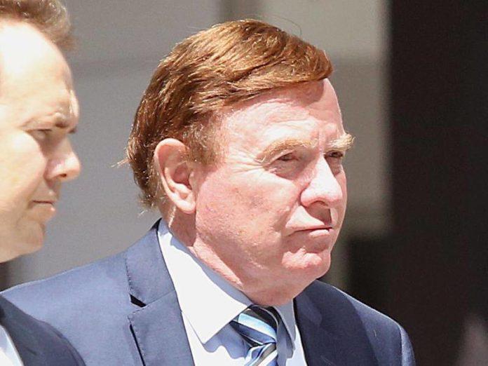 Ipswich City Council CEO sentenced to five years in jail for corruption 2