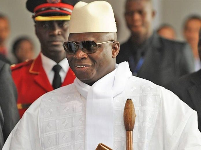 How Gambia ex-President Yahya Jammeh Stole a Country 2