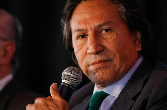 Ex-leader of Peru arrested for public intoxication in California — amid bribery scandal