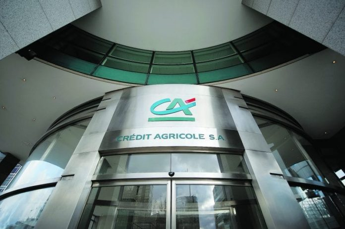 Credit Agricole shares drop on money laundering allegations report 2