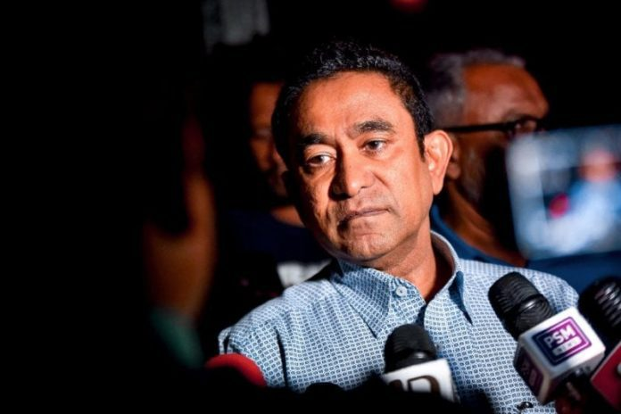 Maldivian court frees $6.5 mn in ex-leader's accounts