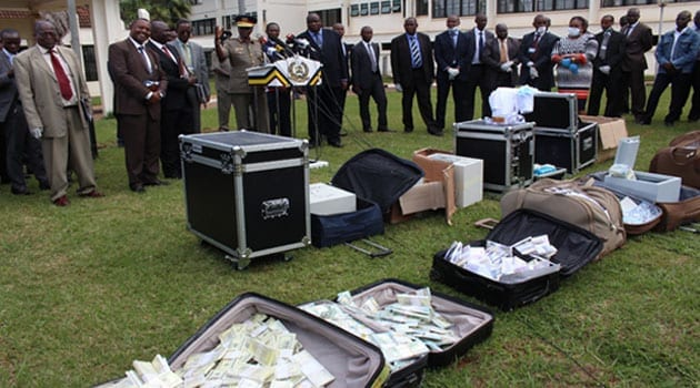 Kenya Makes It To US' List Of Global Money Laundering Hotspots 2