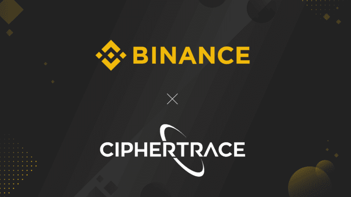 Binance partners with CipherTrace to enhance anti-money laundering compliance 2