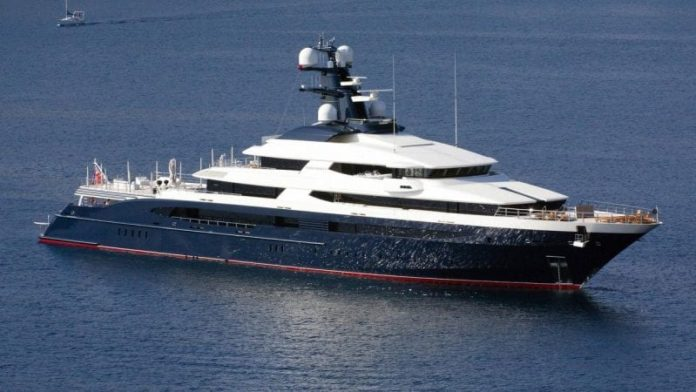 Jho Low's 1MDB-linked superyacht is selling for $126 million 2