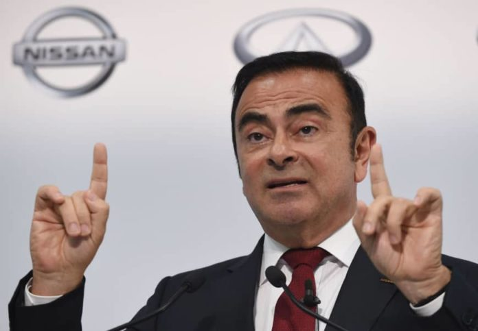 French investigators to question ex-Nissan chief Carlos Ghosn in Lebanon