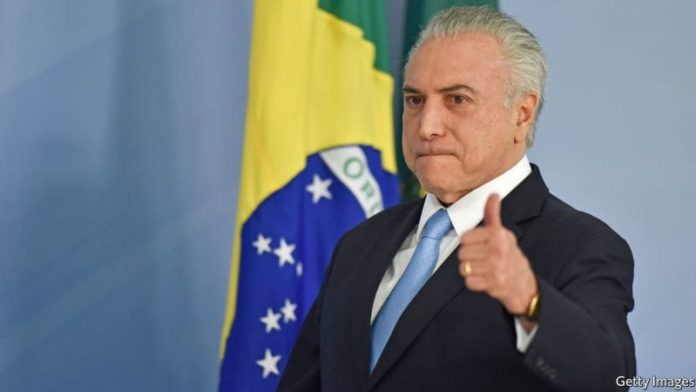 Former Brazilian president indicted in alleged $400 million bribery scheme 2