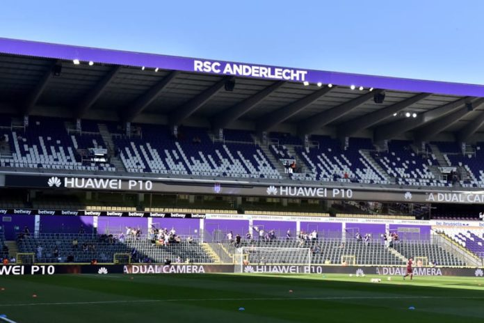 Anderlecht and Belgian FA raided by police investigating money laundering 2