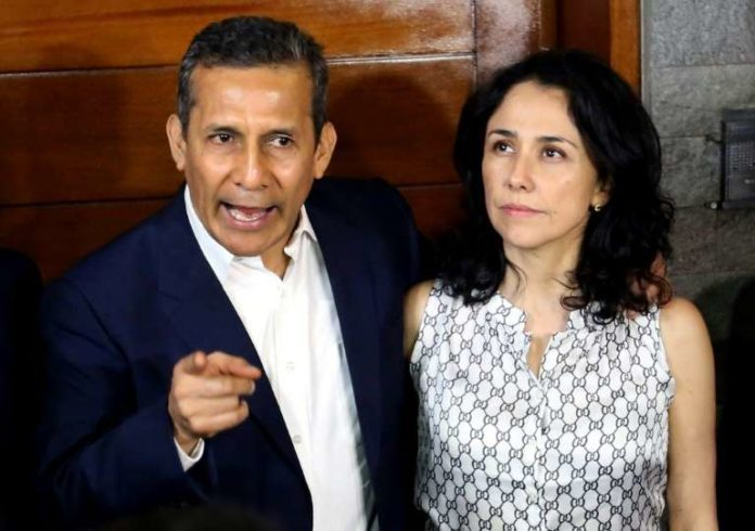 Ex Peru president and wife indicted for Odebrecht corruption