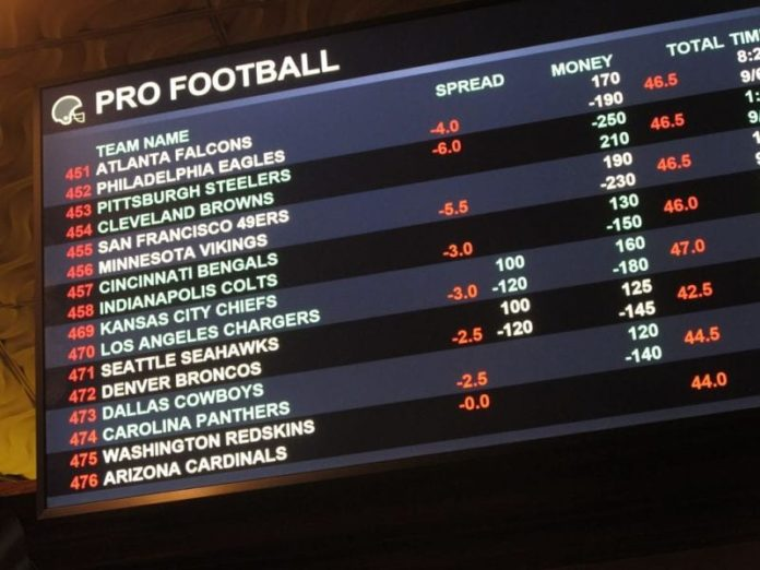 Money laundering penalties made tougher in Ohio sports betting bill
