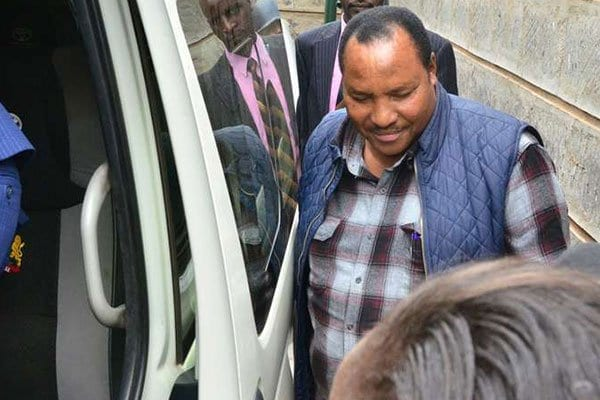 EACC to challenge court's ruling on Waititu bail as graft probe continues