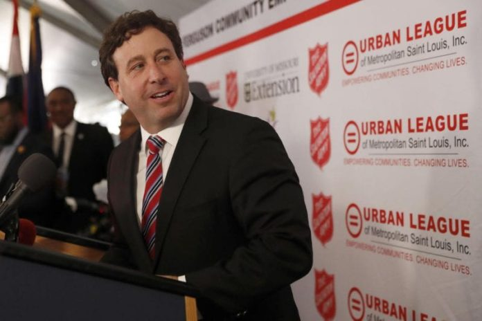 St. Louis County Executive Steve Stenger resigns after indictment for bribery scheme