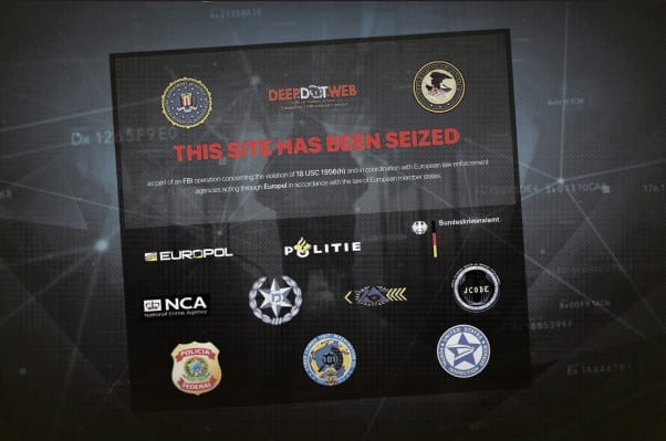 Justice Department charge Deep Dot Web administrators with money laundering