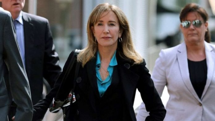 Actress Felicity Huffman set to plead guilty in 'Varsity Blues' college admissions scandal