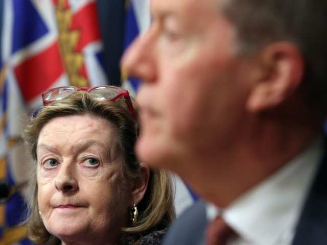 Money laundering 'not just a B.C. problem': ex-deputy attorney general and report author